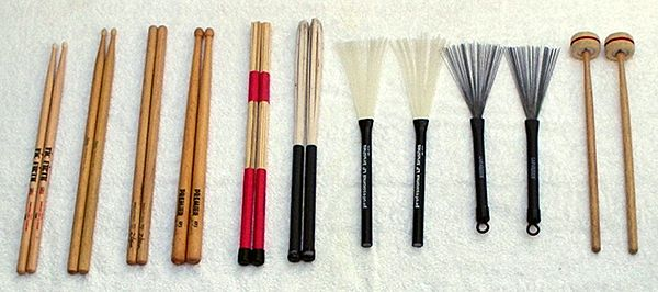 Tips Memilih Stick Drum