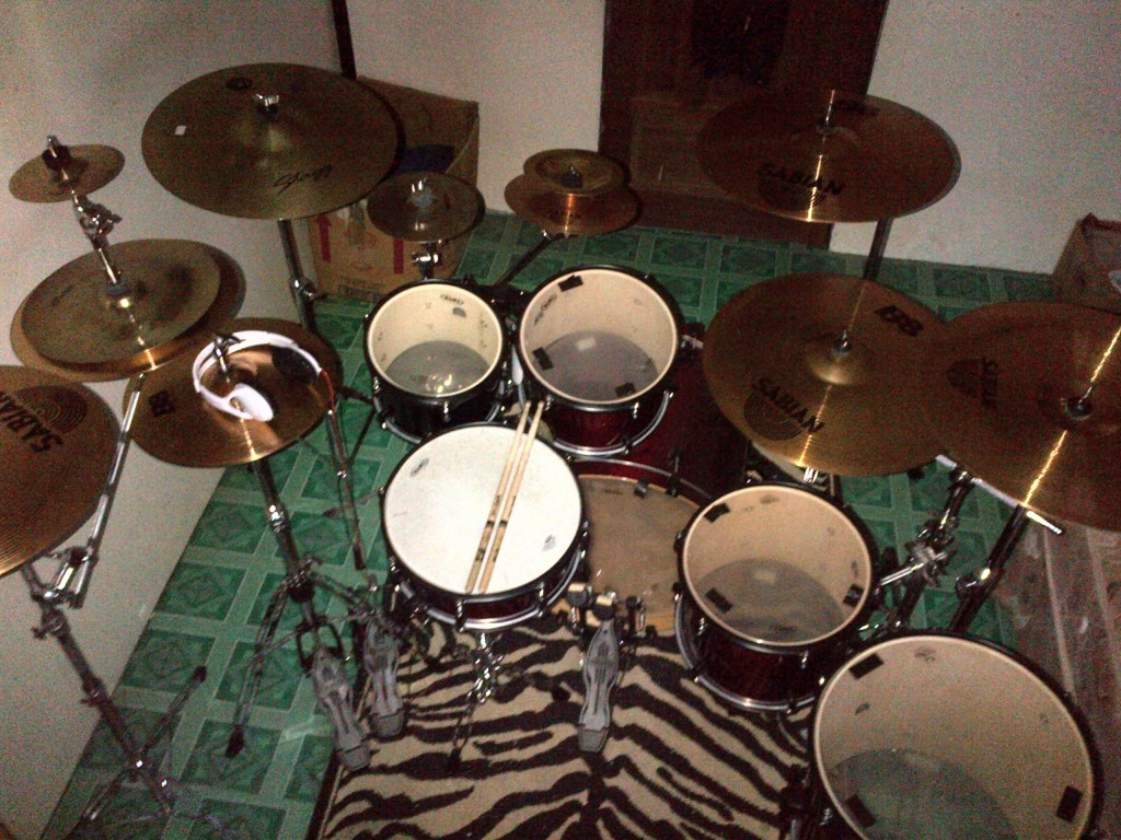 Drum Kit Anda
