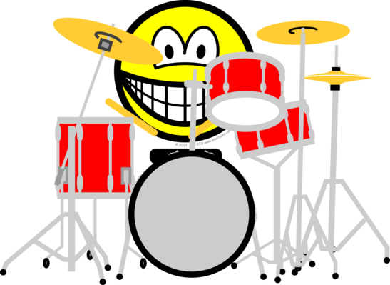 Enaknya Jadi Drummer