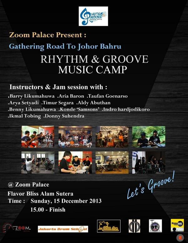 Rhythm & Groove Music Camp