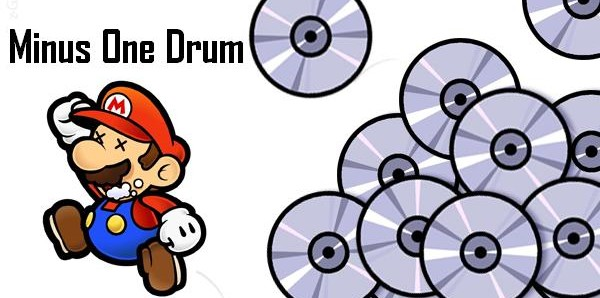 Jual Minus One Drum 1800an Lagu 100 rb 2 dvd